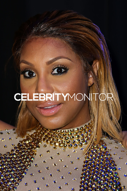 LOS ANGELES, CA, USA - MARCH 14: Tamar Braxton at the Style Fashion Week Los Angeles 2014 7th Season - Day 5 held at L.A. Live Event Deck on March 14, 2014 in Los Angeles, California, United States. (Photo by Xavier Collin/Celebrity Monitor)
