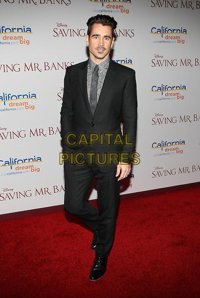 9 December 2013 - Hollywood, California - Colin Farrell. &quot;Saving Mr. Banks&quot; - Los Angeles Premiere Held at Walt Disney Studios. <br /> CAP/ADM/KB<br /> &copy;Kevan Brooks/AdMedia/Capital Pictures
