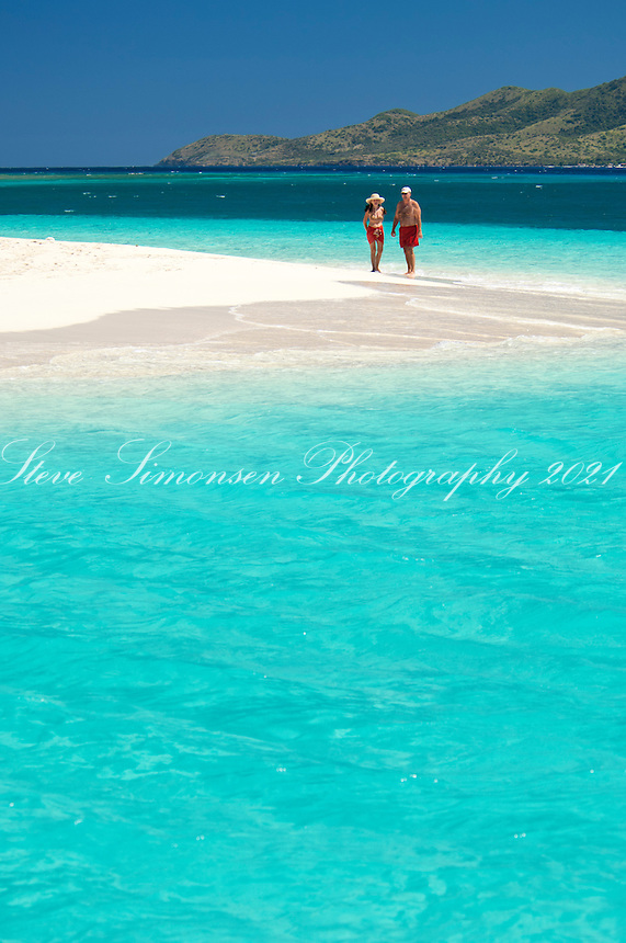 Buck Island Reef National Monument.St Croix.US Virgin Islands
