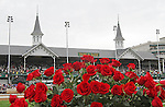 Super Saver, trained by Todd Pletcher, wins the 2010 Kentucky Derby