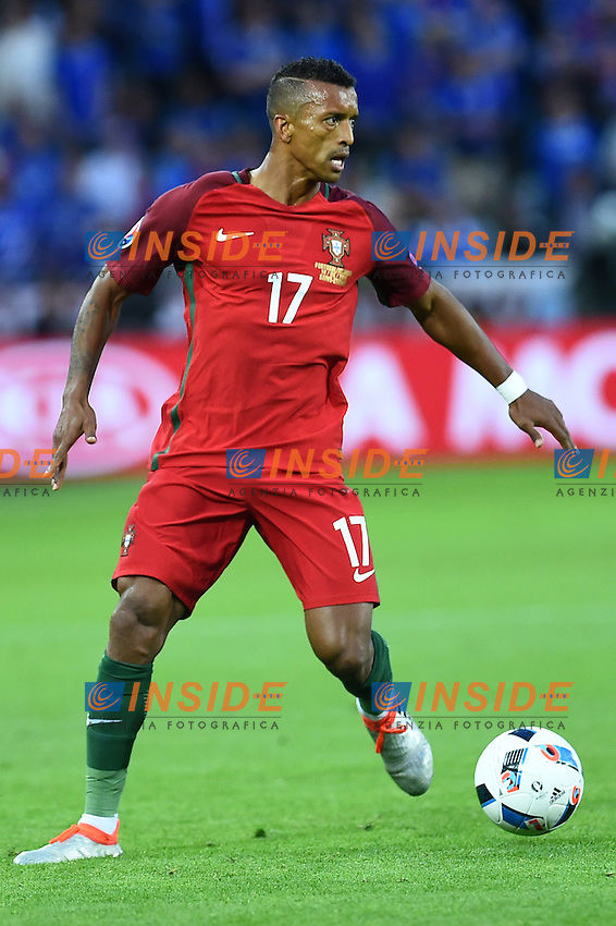 Nani Portugal <br /> Saint-Etienne 14-06-2016 Stadium Geoffroy-Guichard Football Euro2016 Portugal-Iceland / Portogallo-Islanda Group Stage Group F<br /> Foto Massimo Insabato / Insidefoto
