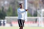 MARIETTA, GA - DECEMBER 06: Atlanta United FC Josef Martinez. The MLS Cup 2018 Team Training Sessions were held on December 6, 2018 at the Children's Healthcare of Atlanta Training Ground in Marietta, GA.