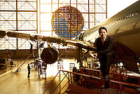 Cho Won-tae, Vice President of Korean Air. <br /> <br /> Photo portfolio of Kim  / Sinopix