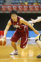 Yuya Kagami (Brave Thunders), October 14, 2011 - Basketball : JBL 2011-2012 match between Toshiba Brave Thunders 42-89 Hitachi Sunrockers at Kawasaki Todoroki Arena, Kanagawa, Japan. (Photo by Daiju Kitamura/AFLO SPORT) [1045]