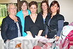 A weekly craft morning will take place in Glenflesk in a bid to create a social outlet for women and men in the parish and to also develop and share craft skills along the way. .L-R Geraldine Hughes, Aine Ni Shuilleabhain, Noeleen O'Flaherty,  Lori Foley and Elanie O'Shea.