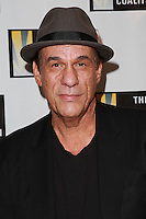 LOS ANGELES, CA, USA - OCTOBER 21: Robert Davi arrives at The Creative Coalition's 'Art of Discovery' Los Angeles Launch Party held at the Home of Lawrence Bender on October 21, 2014 in Los Angeles, California, United States. (Photo by David Acosta/Celebrity Monitor)
