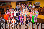 FANCY THAT: Kevin Barry, Broadford, celebrated his 40th birthday with a fancy dress party in the Devon Inn, Templeglantine, on Saturday night with family and friends.