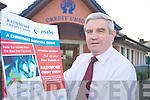 John O'Neill, manager Rathmore Credit Union, one of the many Credit Unions around the county who are urging their members to keep the wolves from the door this Christmas...   Copyright Kerry's Eye 2008