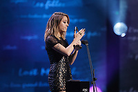 October 22, 2013 File Photo -<br /> Marie-Mai Bouchard perform at<br /> ADISQ l'autre Gala at Place-des-Arts.
