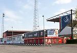 County Ground home of Swindon Town football club, Swindon, Wiltshire, England, UK