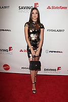 HOLLYWOOD, CA - SEPTEMBER 30: Maia Mitchell, at The 6th Annual Saving Innocence Gala at Loews Hollywood Hotel, California on September 30, 2017. Credit: Faye Sadou/MediaPunch