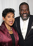Phylicia Rashad and Phillip Boykin attends the 2016 New York City Center Gala at the Plaza Hotel on October 24, 2016 in New York City.