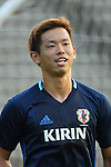 Tsukasa Shiotani (JPN),  JULY 19, 2016  - Football / Soccer :  Japan U23 National Team Official Training camp  for the Rio 2016 Olympic Games  in Chiba, Japan.  (Photo by Yohei Osada/AFLO SPORT)