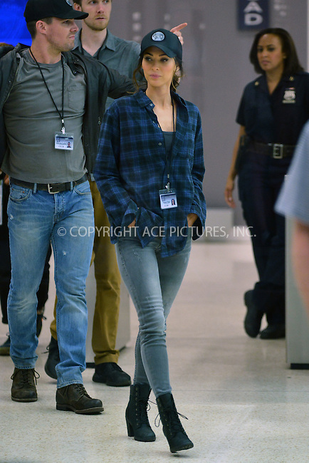 WWW.ACEPIXS.COM<br /> <br /> May 28 2015, New York City<br /> <br /> Actress Megan Fox on the set of the new Ninja Turtles movie on May 28 2015 in New York City<br /> <br /> By Line: Curtis Means/ACE Pictures<br /> <br /> <br /> ACE Pictures, Inc.<br /> tel: 646 769 0430<br /> Email: info@acepixs.com<br /> www.acepixs.com