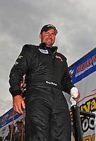 May 31, 2008; Dover, DE, USA; Nascar Nationwide Series driver Kenny Hendrick during the Heluva Good 200 at the Dover International Speedway. Mandatory Credit: Mark J. Rebilas-