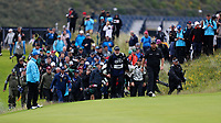 210719 | The 148th Open - Final Round<br /> <br /> Shane Lowry of Ireland on the 16th during the final round of the 148th Open Championship at Royal Portrush Golf Club, County Antrim, Northern Ireland. Photo by John Dickson - DICKSONDIGITAL