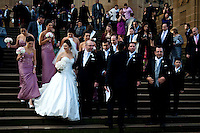 The Wedding, Sydney 22.05.10