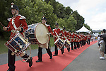 Fife and Drum Corps, Parliament, Ottawa, Ontario, Canada