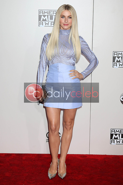 Julianne Hough<br /> at the 2016 American Music Awards, Microsoft Theater, Los Angeles, CA 11-20-16<br /> David Edwards/DailyCeleb.com 818-249-4998