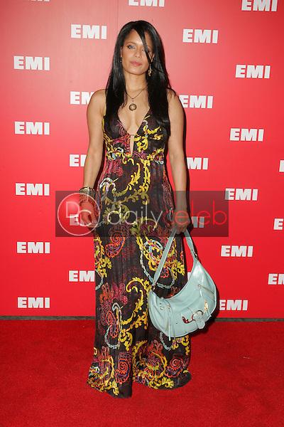 Blu Cantrell<br />at EMI's Post-Grammy Bash. Paramount Studios, Hollywood, CA. 02-08-06<br />Dave Edwards/DailyCeleb.com 818-249-4998