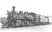 3/4 view of K-28 #470.<br /> D&amp;RGW