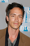 BEVERLY HILLS, CA. - April 24: Brandon Boyd of Incubus arrives at An Evening With Women: Celebrating Art, Music, & Equality at The Beverly Hilton Hotel on April 24, 2009 in Beverly Hills, California.