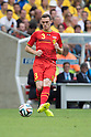 Thomas Vermaelen (BEL), JUNE 22, 2014 - Football / Soccer : FIFA World Cup Brazil 2014 Group H match between Belgium 1-0 Russia at the Maracana stadium in Rio de Janeiro, Brazil. (Photo by Maurizio Borsari/AFLO)
