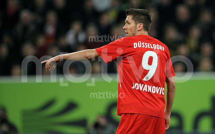 FUSSBALL   WINTERCUP 2012   SAISON 2011/2012   Fortuna Duesseldorf - Borussia Dortmund   15.01.2012 Ranisav Jovanovic (Fortuna Duesseldorf)