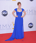 Jane Levy. at The 64th Anual Primetime Emmy Awards held at Nokia Theatre L.A. Live in Los Angeles, California on September  23,2012                                                                   Copyright 2012 Hollywood Press Agency