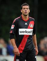 FUSSBALL   1. BUNDESLIGA   SAISON 2011/2012   TESTSPIEL Bayer 04 Leverkusen - Rangers FC                       13.07.2011 Michael BALLACK (Bayer 04 Leverkusen)
