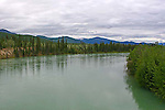 IMAGES OF THE YUKON,CANADA, Stewart River