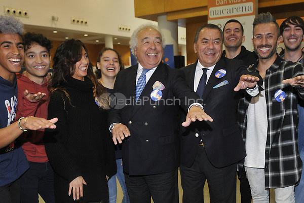 Los Del Rio Visit Insurance Week 2019 Mediapunch