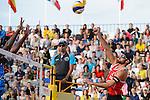 31.05.2015, Moskau, Vodny Stadion<br /> Moskau Grand Slam, Main Draw / Finale<br /> <br /> Angriff Adrian Gavira (#2 ESP)<br /> <br />   Foto © nordphoto / Kurth