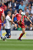09/08/2015 Sky Bet League Championship Preston North End v Middlesbrough