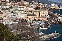 Europe/France/Corse/2B/Haute-Corse/Cap Corse/Bastia: Vieux port