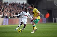 2012 02 11 Premiership, Swansea City V Norwich City, Liberty Stadium, UK