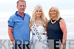 FAMILY: Francis and Kitty Carroll, Ballyheigue parents of the Queen of Ballyheigue Summer Festival, Holly Carroll.