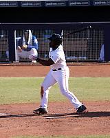 Josh Tobias - Peoria Javelinas - 2017 Arizona Fall League (Bill Mitchell)