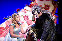 Beauty and The Beast.The Theatre Chipping Norton .Directed by John Terry. With Lotte Gilmore as Beauty,Rowan Talbot as Prince/Beast.CREDIT Geraint Lewis