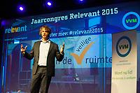 Nederland, Amsterdam, 1 dec 2015<br /> Relevant Jaarcongres<br /> <br /> Foto: (c) Michiel Wijnbergh