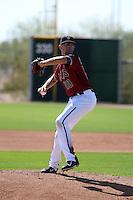 Tyler Clippard - Arizona Diamondbacks 2016 spring training (Bill Mitchell)