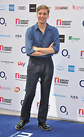 George Ezra at the Nordoff Robbins O2 Silver Clef Awards 2018, Grosvenor House Hotel, Park lane, London, England, UK, on Friday 06 July 2018.<br /> CAP/CAN<br /> &copy;CAN/Capital Pictures