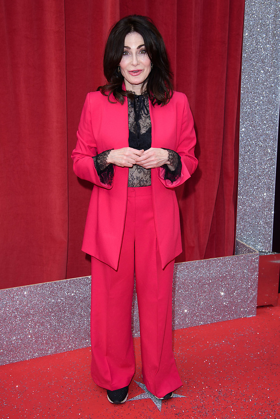 Sally Dexter<br /> arriving for the British Soap Awards 2018 at the Hackney Empire, London<br /> <br /> ©Ash Knotek  D3405  02/06/2018
