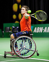 14-02-13, Tennis, Rotterdam, ABNAMROWTT, Gordon Reid