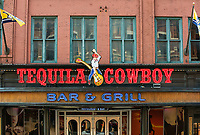 Tequila Cowboy Bar, Nashville, Tennessee, USA.