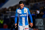Jonathan Silva of CD Leganes during La Liga match between CD Leganes and RCD Espanyol at Butarque Stadium in Leganes, Spain. December 22, 2019. (ALTERPHOTOS/A. Perez Meca)