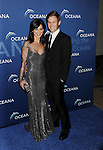 BEVERLY HILLS, CA- OCTOBER 30: Actress Perrey Reeves and guest arrive at the Oceana Partners Award Gala With Former Secretary Of State Hillary Rodham Clinton and HBO CEO Richard Plepler at Regent Beverly Wilshire Hotel on October 30, 2013 in Beverly Hills, California.