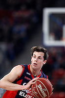 Caja Laboral Baskonia's Thomas Heurtel during Spanish Basketball King's Cup match.February 07,2013. (ALTERPHOTOS/Acero)