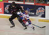 Brooks, AB - May 16 2019 - Brooks Bandits vs. Prince George Spruce Kings during the 2019 National Junior A Championship at the Centennial Regional Arena in Brooks, Alberta, Canada (Photo: Matthew Murnaghan/Hockey Canada)