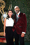 LOS ANGELES - May 1: Finola Hughes, Darnell Turner at The 43rd Daytime Emmy Awards Gala at the Westin Bonaventure Hotel on May 1, 2016 in Los Angeles, California